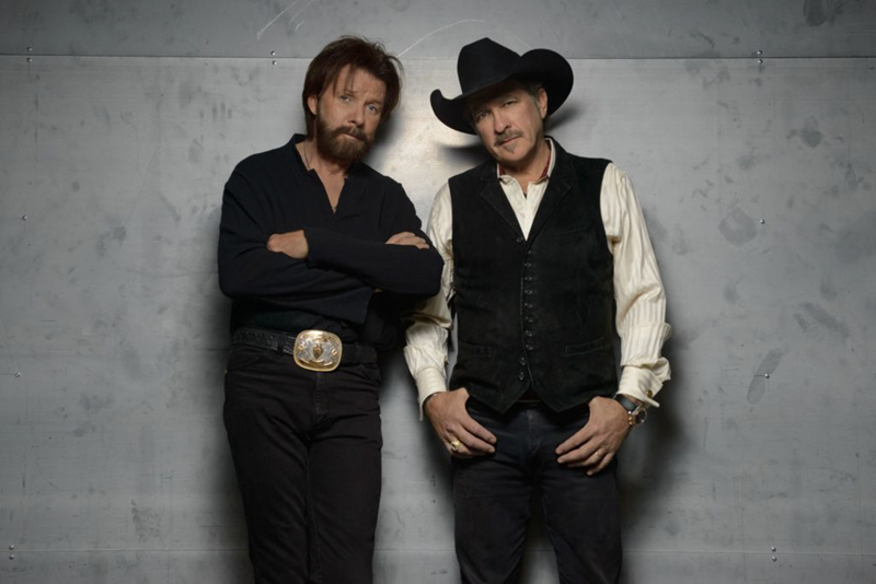 Brooks and Dunn Reboot Tour 2020